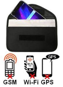 pokrowiec zagłuszający GSM